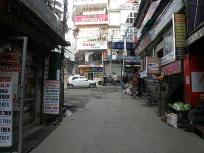 Dharamsala road