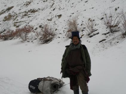 Chaddar Gyatso from Pishu