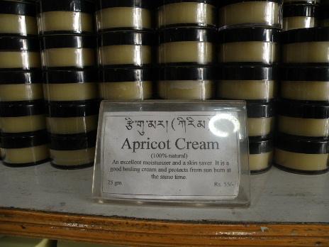 Eco shop cream
