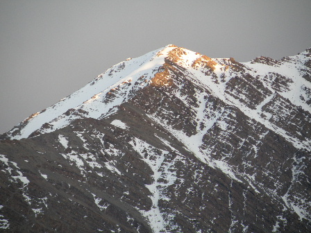 Alchi sunset April