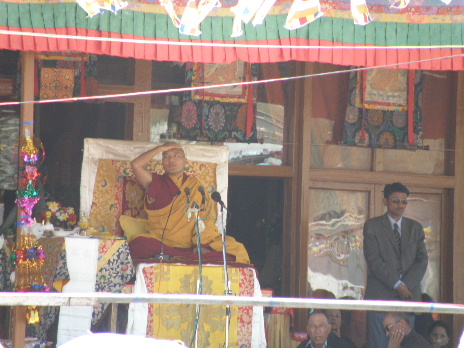 Karmapa speach3