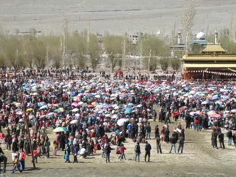 Karmapa speach