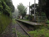 新改駅ホーム
