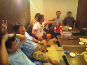 【2011青葉FC波崎夏合宿】 スタッフお疲れ様でした~