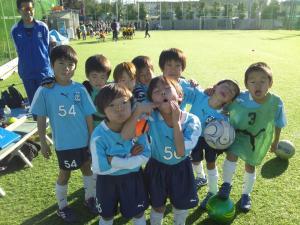【第3回AC湘南ミラネーゼCUP】 青葉FC SL が優勝しました!