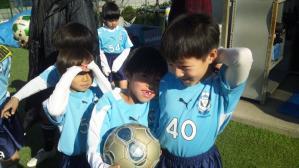 【第3回AC湘南ミラネーゼCUP】 青葉FC U8