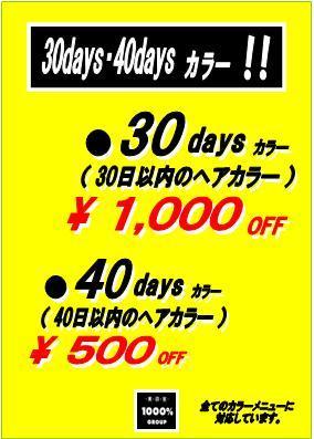 30日・40日カラーポスター2
