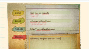 ログインページのwebデザイン集30