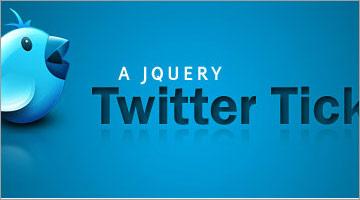 ツイッターをwebサイトやブログに組み込むjQuery色々