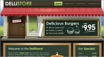 様々なオブジェ、webサイトデザイン、アイコン等の無料PSDファイル80選