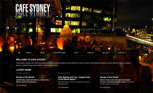 大き目の背景画像を利用したwebデザイン5