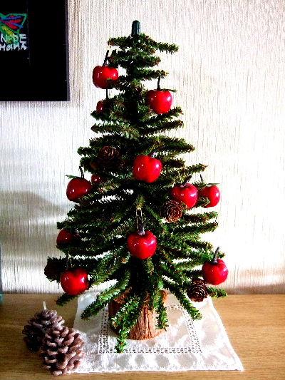 うちの小さなクリスマス