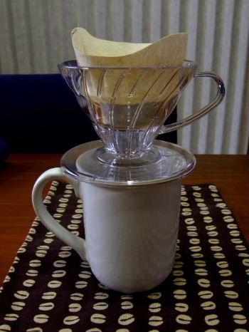 コーヒーを入れよう