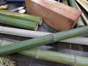 竹いろいろ