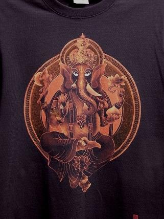 ガネーシャ Tシャツ 2011330