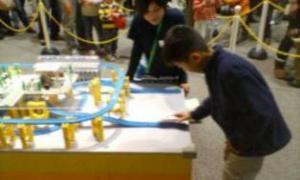 はるきプラレール博'09