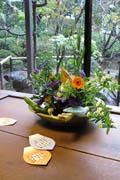 花祭の室礼