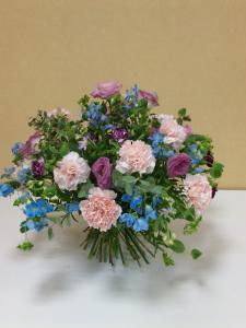 フラワー装飾技能検定の花束