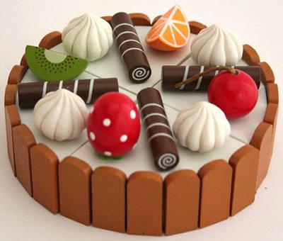 マザーグースの森 マザーガーデン ショコラケーキ 2010