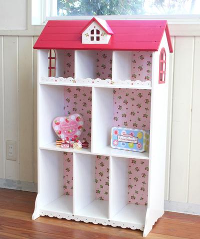 マザーグースの森 マザーガーデン 子供用 家具 シェルフ 棚 本箱