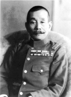 松井石根陸軍大将