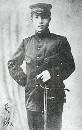 若き日の東条英機閣下
