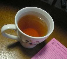 紅茶のひと時