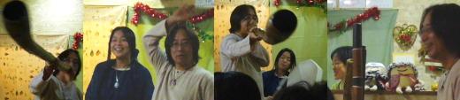 2007.12.23(sun)【喜楽童クリスマスコンサート】高砂まつぼっくり