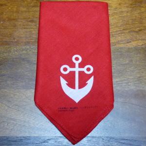 真赤なスカーフ