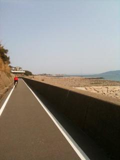 浜の散歩道☆明石市