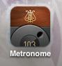 今、ワタシ、楽器全然弾いてないンだけども・・・入れたiPhoneアプリ♪