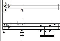 ベト4リスト編曲版MIDI作ってみたいと思います♪その6。