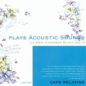 plays acoustic sounds 3