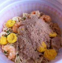 金ちゃんヌードル スープ