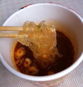 トムヤム 麺