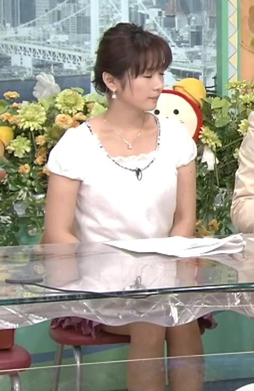高島彩 ミニスカートキャプ・エロ画像5