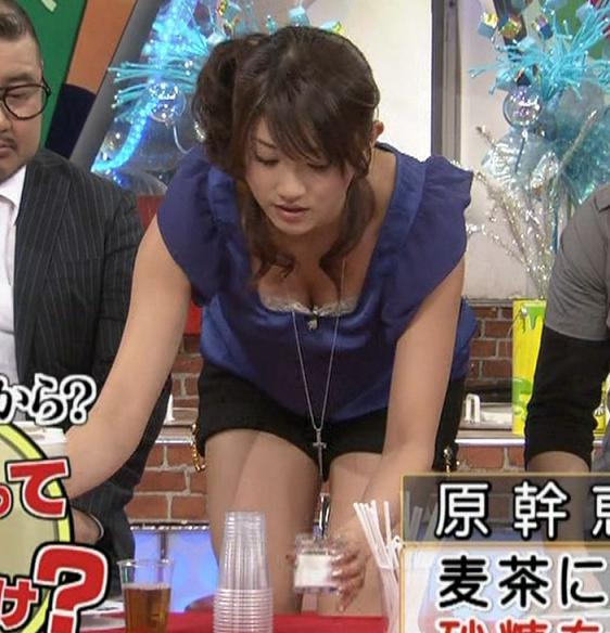 原幹恵 胸チラキャプ・エロ画像3