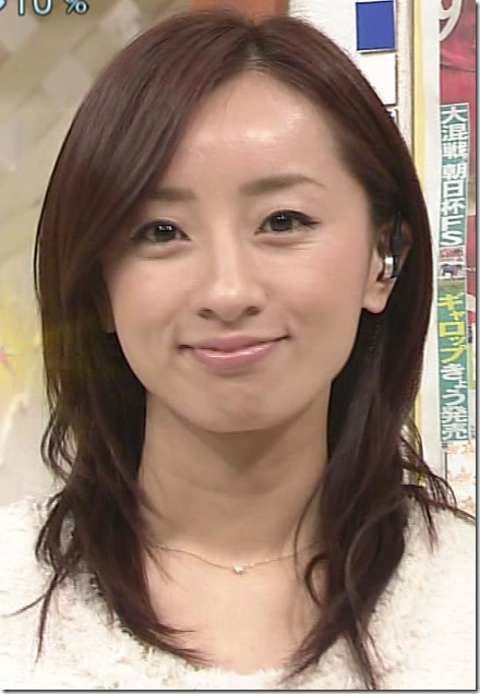 西尾由佳理 12/15 ズームイン!!SUPERキャプ画像(エロ・アイコラ画像)