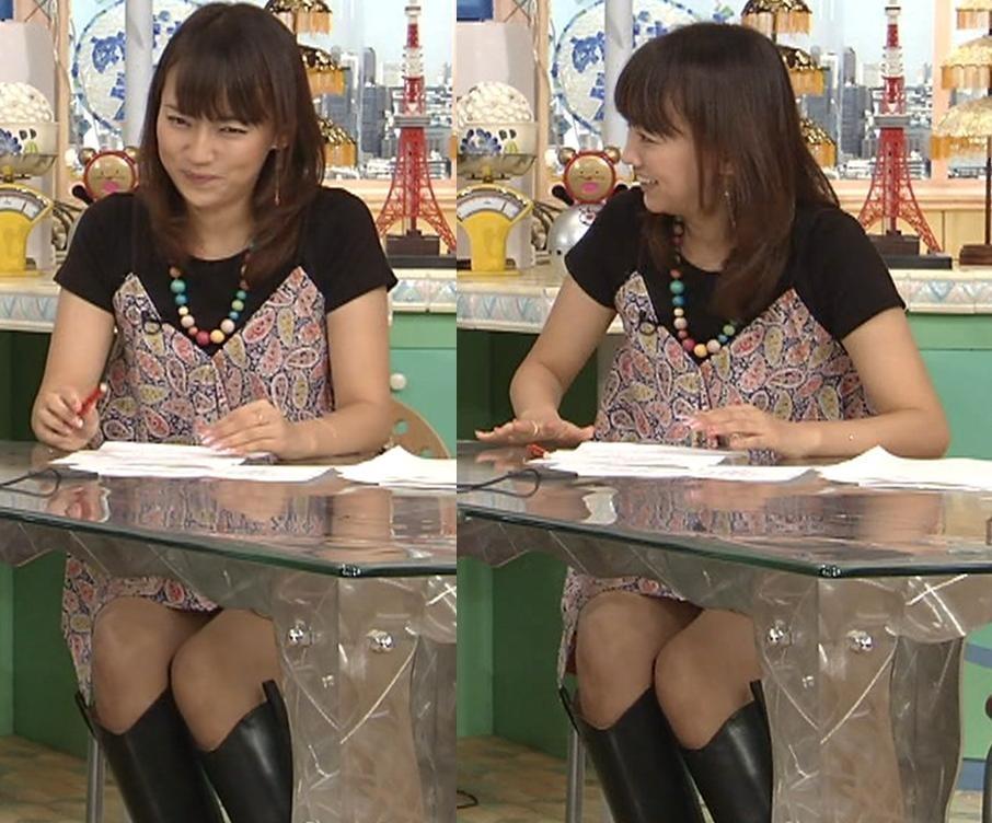 戸部洋子 ミニスカのデルタゾーンキャプ画像(エロ・アイコラ画像)