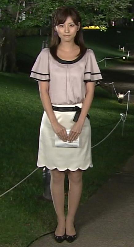 宇賀なつみ やっぱりかわいいお天気お姉さんキャプ・エロ画像3