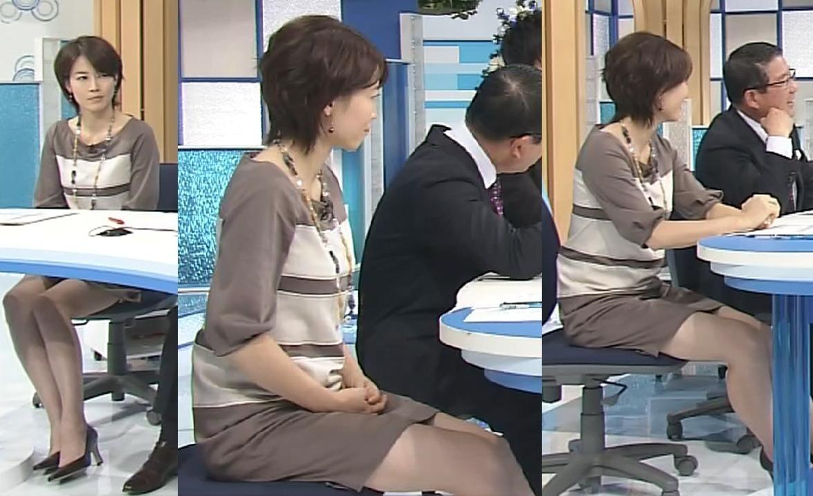 佐藤良子 パンチラ寸前!!キャプ画像(エロ・アイコラ画像)