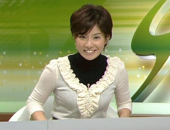 廣瀬智美 この女子アナも美人で巨乳だ!!キャプ画像(エロ・アイコラ画像)