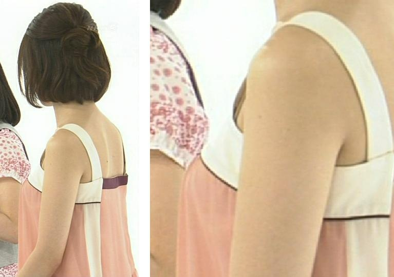 神田愛花 露出度の高い服でブラチラキャプ画像(エロ・アイコラ画像)