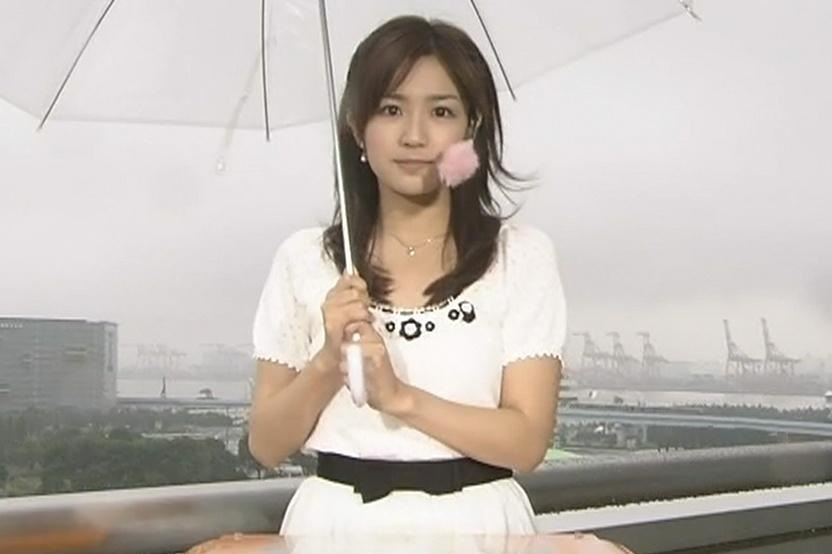 長野美郷 めざましテレビ お天気キャスターキャプ画像(エロ・アイコラ画像)