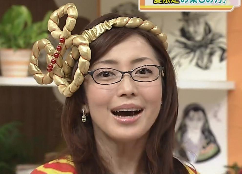 延友陽子 コスプレアナウンサーキャプ画像(エロ・アイコラ画像)