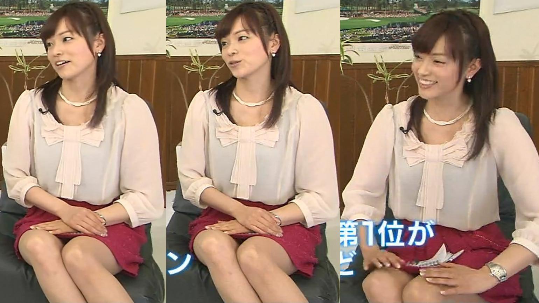 本田朋子 ミニスカでパンチラ デルタゾーンキャプ画像(エロ・アイコラ画像)