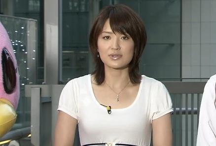 小熊美香 すごくカラダにぴったりした服キャプ画像(エロ・アイコラ画像)