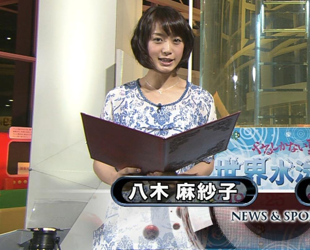 八木麻紗子 アイドル系アナウンサーキャプ画像(エロ・アイコラ画像)