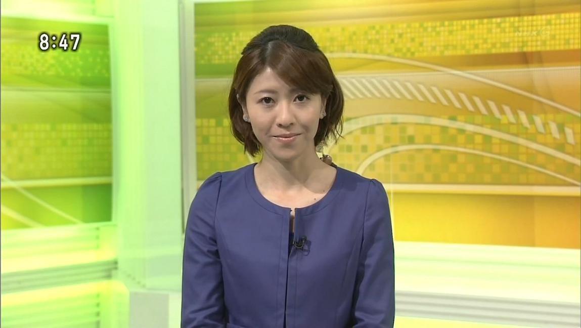 古野晶子 NHK週刊ニュースキャスターキャプ画像(エロ・アイコラ画像)