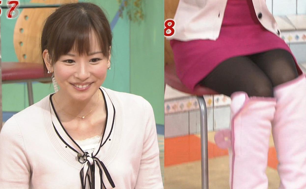 皆藤愛子 ミニスカートアップ画像キャプ画像(エロ・アイコラ画像)